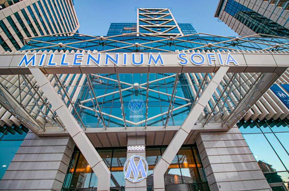 GRAND HOTEL MILLENNIUM SOFIA PART OF